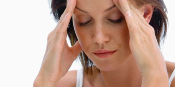 headache caused by tmj disorder